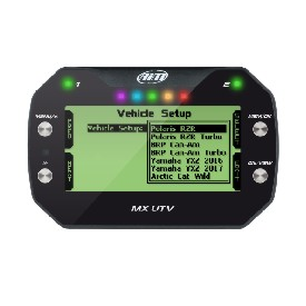 AiM MX UTV Can-Am Maverick X3 Dash Logger