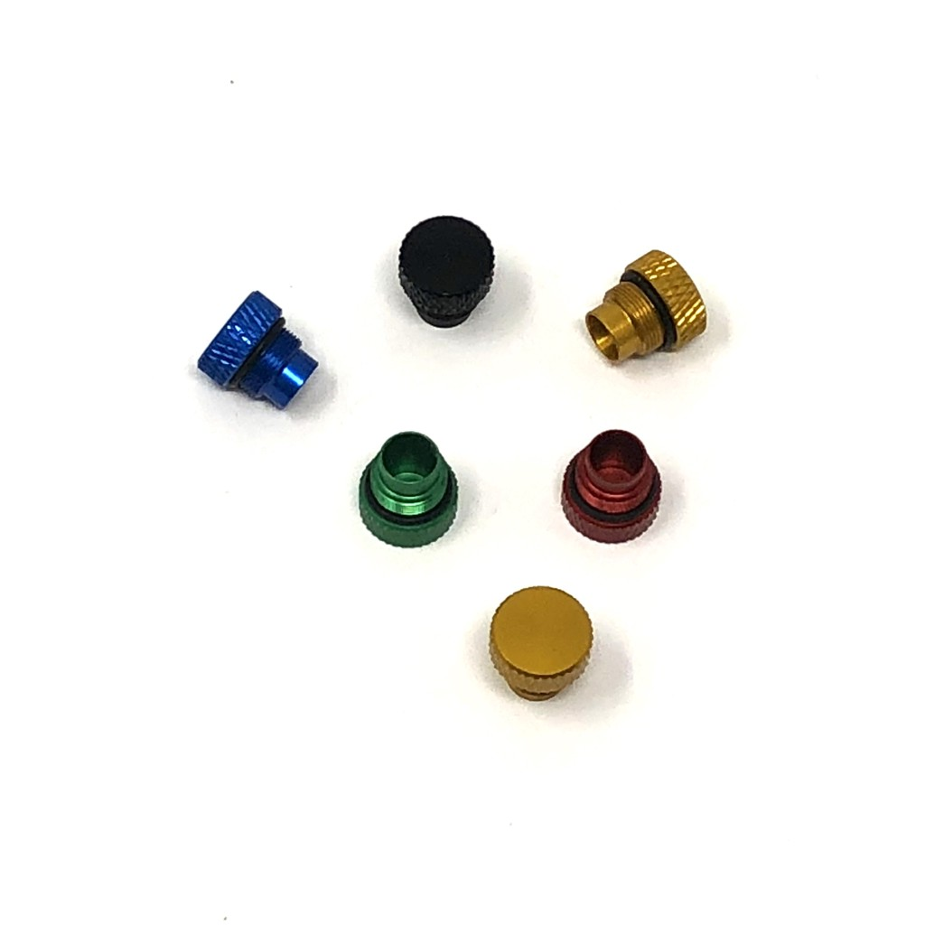 AiM 712 Colored Port Plug