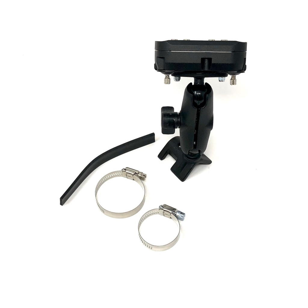 RAM V-Bracket Roll Bar Mount Solo