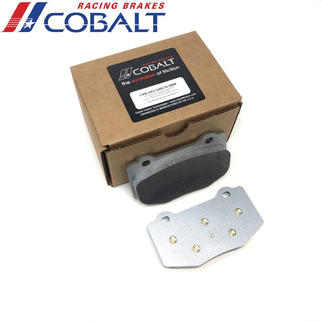 Cobalt Friction - GT350 Rear Brake Pads