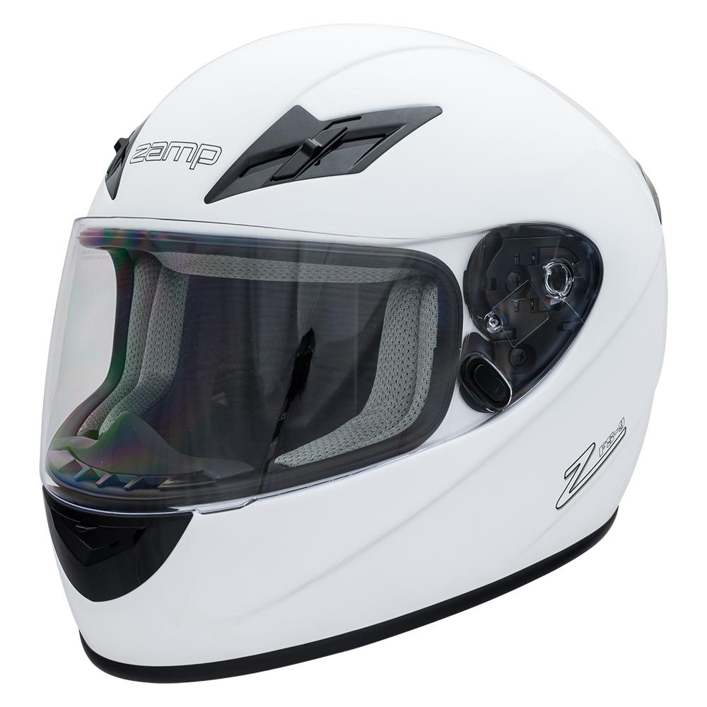 Zamp FS-9 Snell M-2020D White