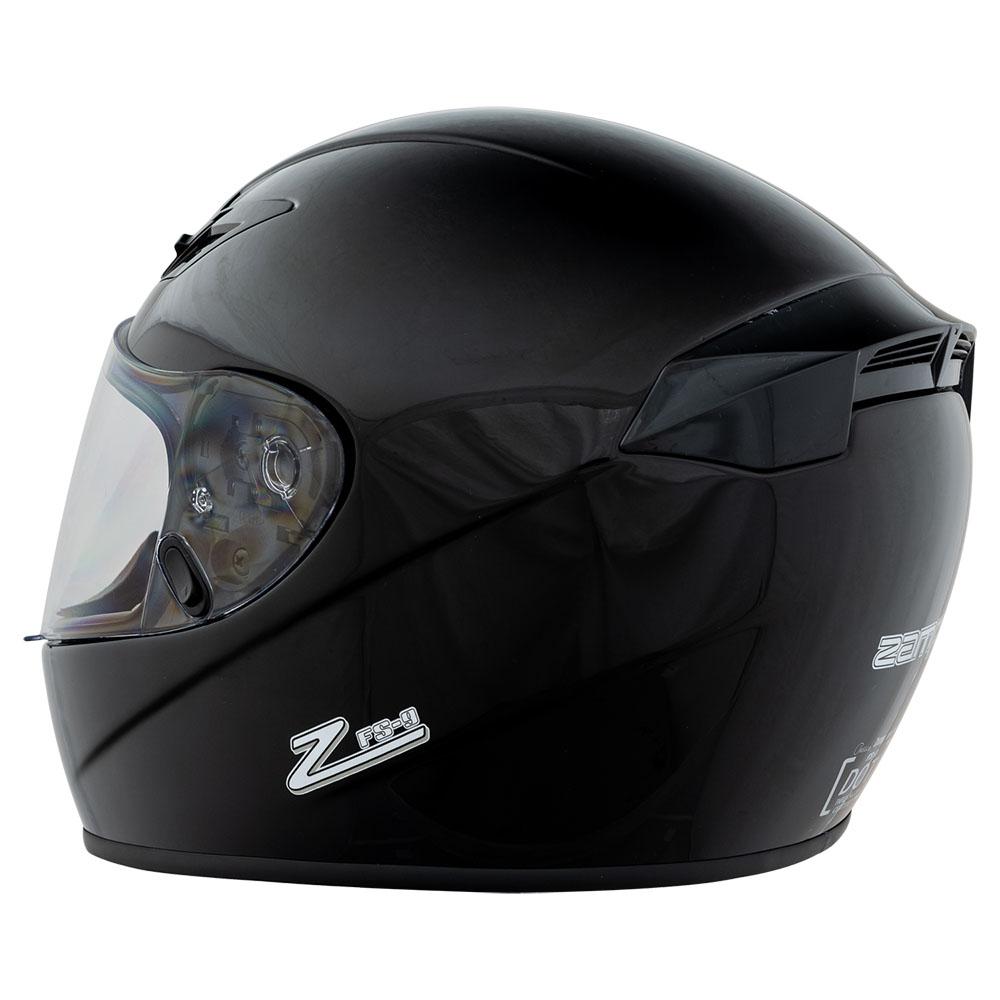 Zamp FS-9 Snell M-2020D Black