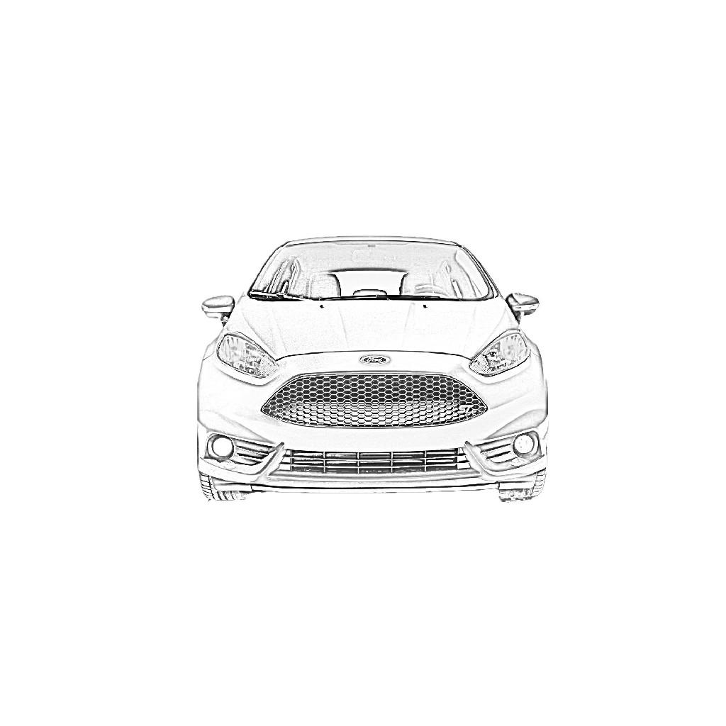 MeLe Design Firm - Fiesta ST Battery Mount
