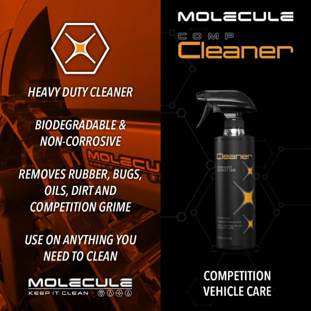 Molecule Speed Cleaner 16oz.