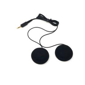 """1.5"""" Helmet Speaker System"""