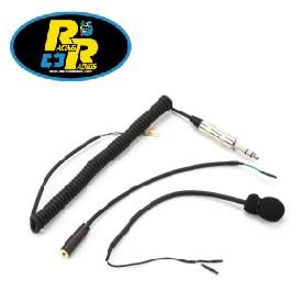 Racing Radios NASCAR Helmet Kit - Coiled