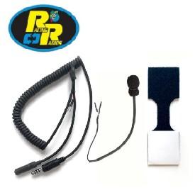 Racing Radios Helmet Kit - Coiled