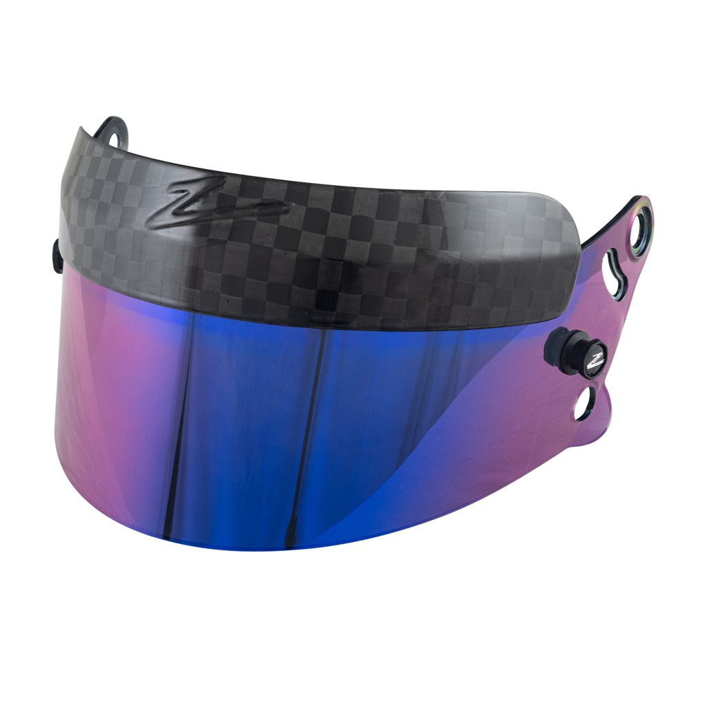 Carbon Visor Panel Shield Guard