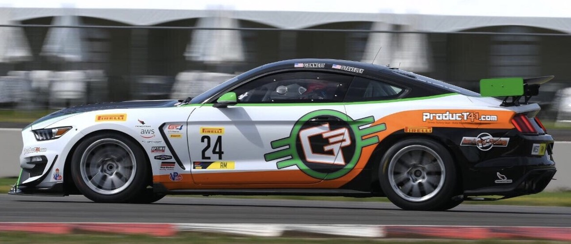 Product41 GT-4 GT350 - 2019 Champion Drew Staveley