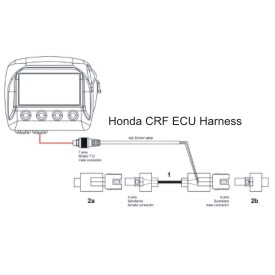 AiM Honda CRF ECU Harness