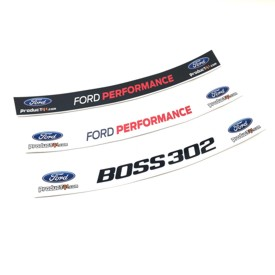 Ford Performance Shield Banner