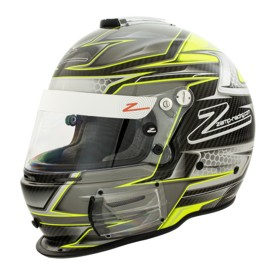 RZ-44CE Carbon Green FIA 8859-2015