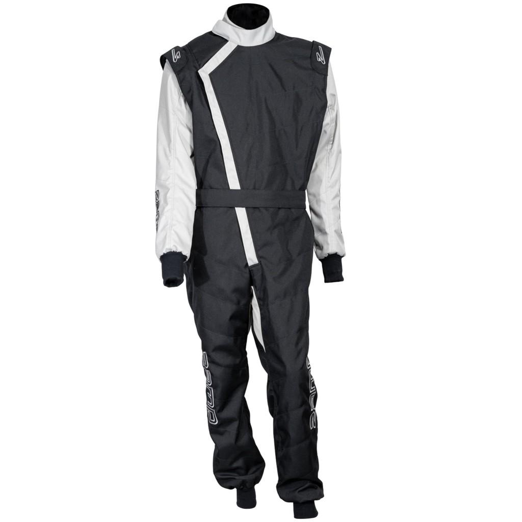 ZK-40 Karting Suit - Black