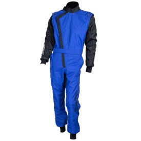 ZK-40 Karting Suit - Blue