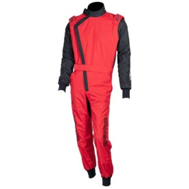 ZK-40 Karting Suit - Red